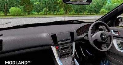 Subaru Legacy B4 2.0 GT 2005 [1.3.3], 2 photo